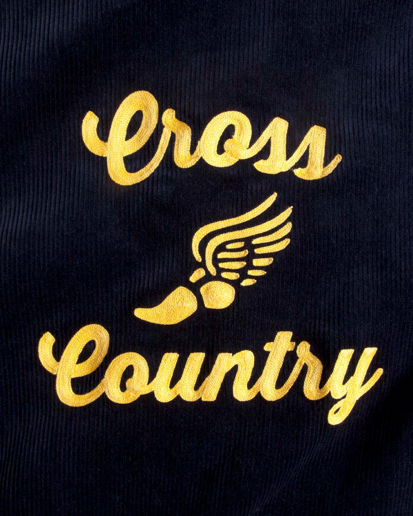 Corduroy Cross Country Sideline Jacket