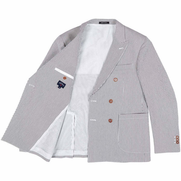 DB Seersucker Sports Jacket