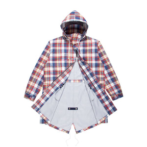 Water Repellent Fishtail Parka