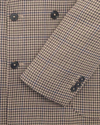 Noah - Houndstooth Double-Breasted Sport Coat - 5