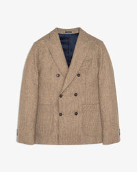 Noah - Wool Cashmere Double-Breasted Sport Coat - 1