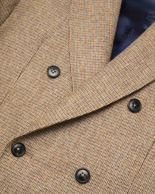 Noah - Wool Cashmere Double-Breasted Sport Coat - Image - 5