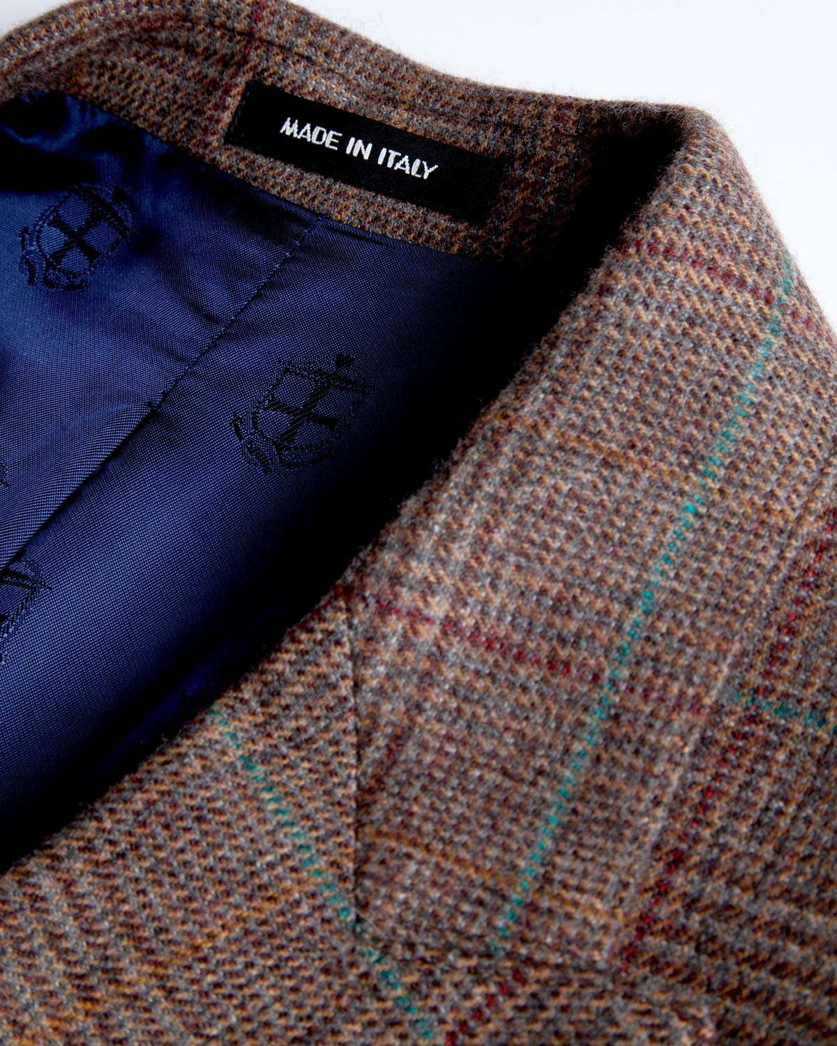 Wool Cashmere Double-Breasted Sport Coat
