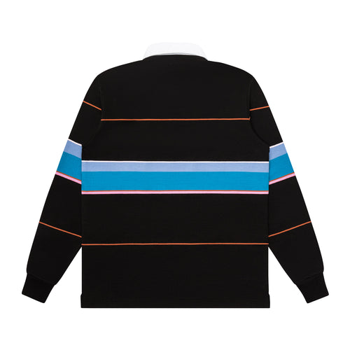 Noah - Multi-Color Striped Rugby - Image - 2