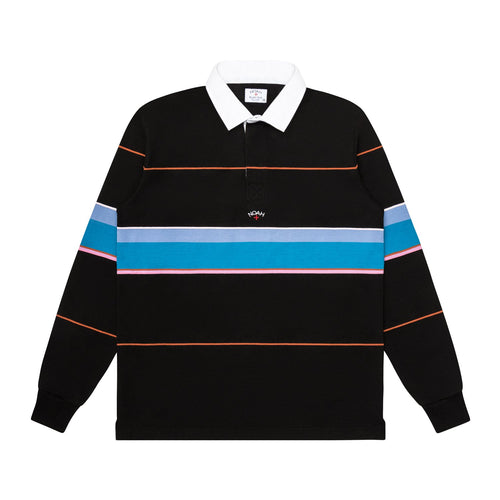 Noah - Multi-Color Striped Rugby - Image - 1