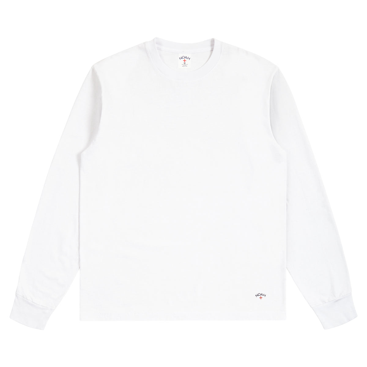 Recycled Cotton Long Sleeve Tee