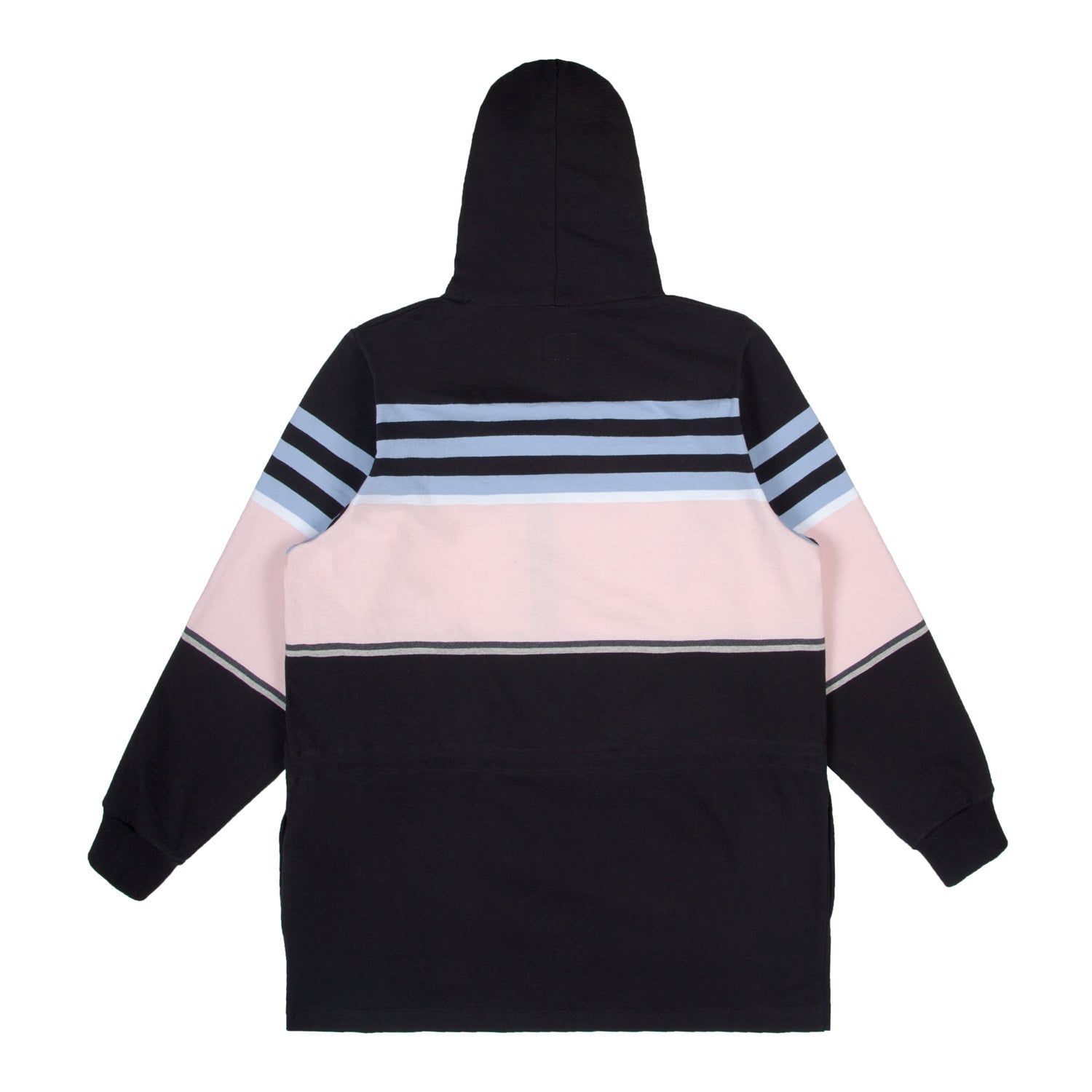 Striped Rugby Parka