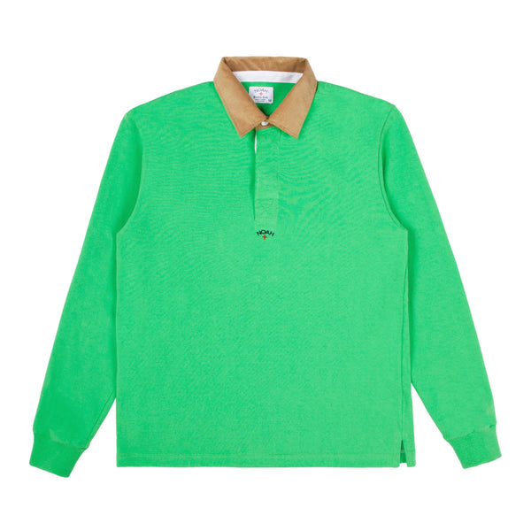Corduroy Collar Rugby