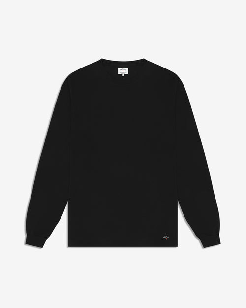Noah - Recycled Cotton Long Sleeve Tee - Image - 3