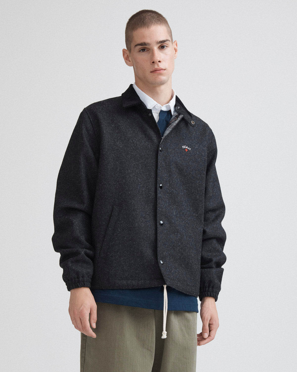 Wool Campus Jacket