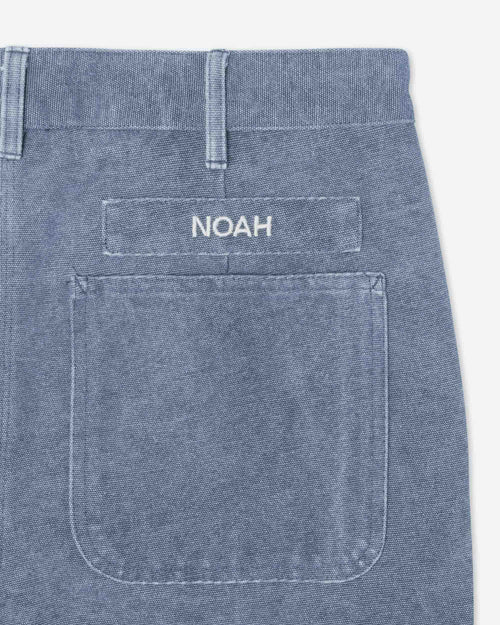 Noah - Recycled Canvas Work Pant - Image - 11