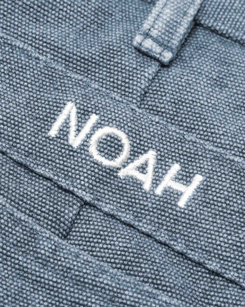 Noah - Recycled Canvas Work Pant - Image - 12