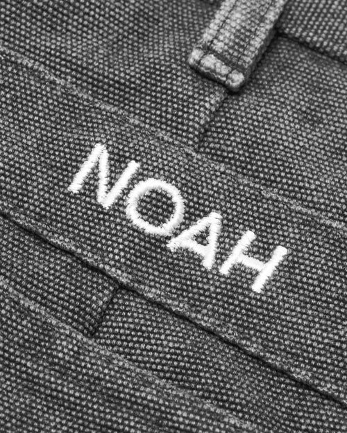Noah - Recycled Canvas Work Pant - Image - 4
