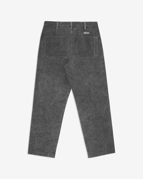 Noah - Recycled Canvas Work Pant - Image - 2