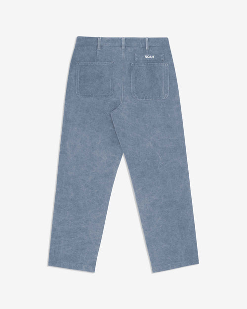 Noah - Recycled Canvas Work Pant - Image - 10