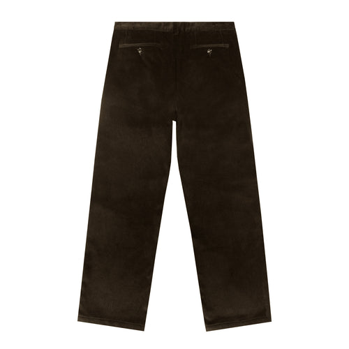 Noah - Double-Pleat Corduroy Trouser - Image - 4