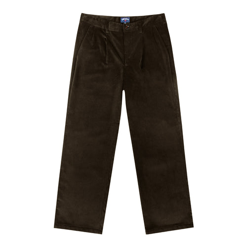 Noah - Double-Pleat Corduroy Trouser - Image - 3
