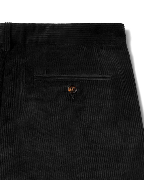 Noah - Double-Pleat Corduroy Trouser - Image - 8