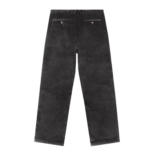 Noah - Double-Pleat Corduroy Trouser - Image - 2