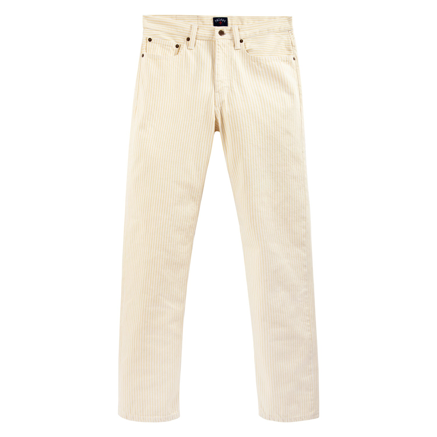 5-Pocket Stripe Jean
