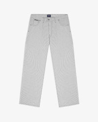 Noah - Houndstooth Pleated Jean - 1