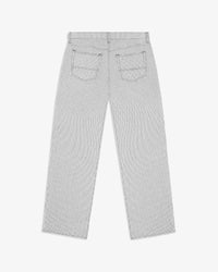 Noah - Houndstooth Pleated Jean - 2