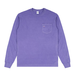Long Sleeve Pocket Tee
