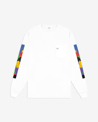 Noah - Tear LS Pocket Tee - 1