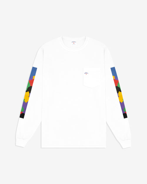 Noah - Tear LS Pocket Tee - Image - 1