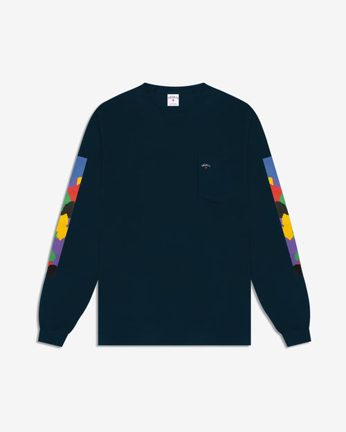 Noah - Tear LS Pocket Tee - Image - 3