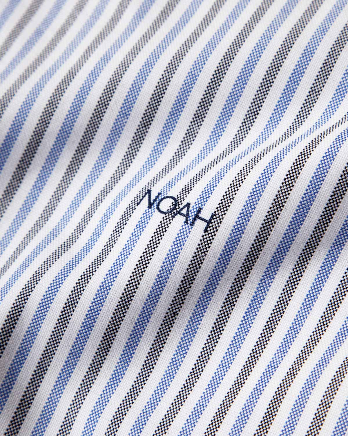 Alternating Stripe Oxford