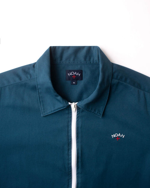 Noah - Zip Work Shirt - Image - 11