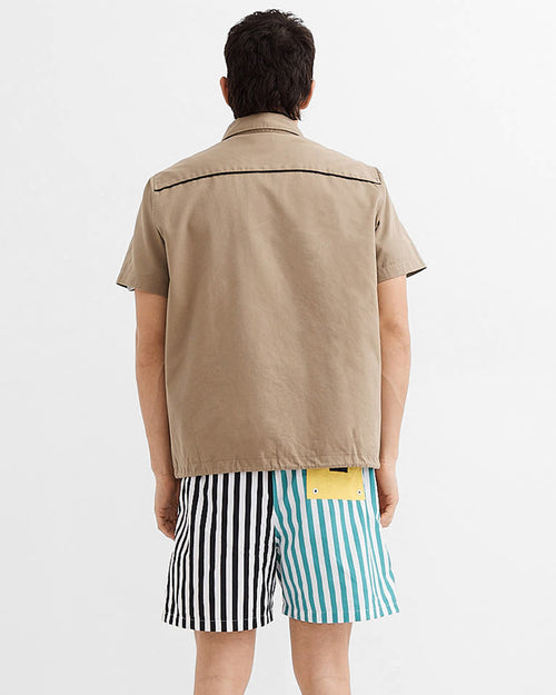 Noah - Zip Work Shirt - Image - 8
