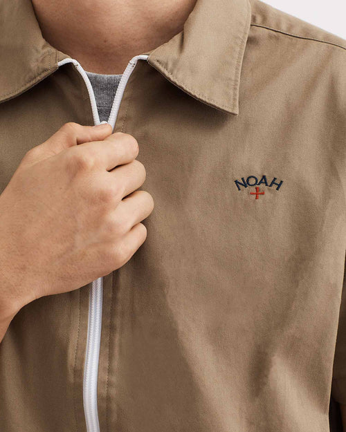 Noah - Zip Work Shirt - Image - 10