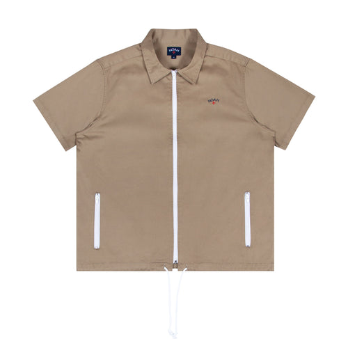 Noah - Zip Work Shirt - Image - 5