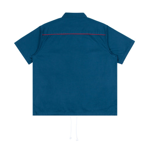 Noah - Zip Work Shirt - Image - 4