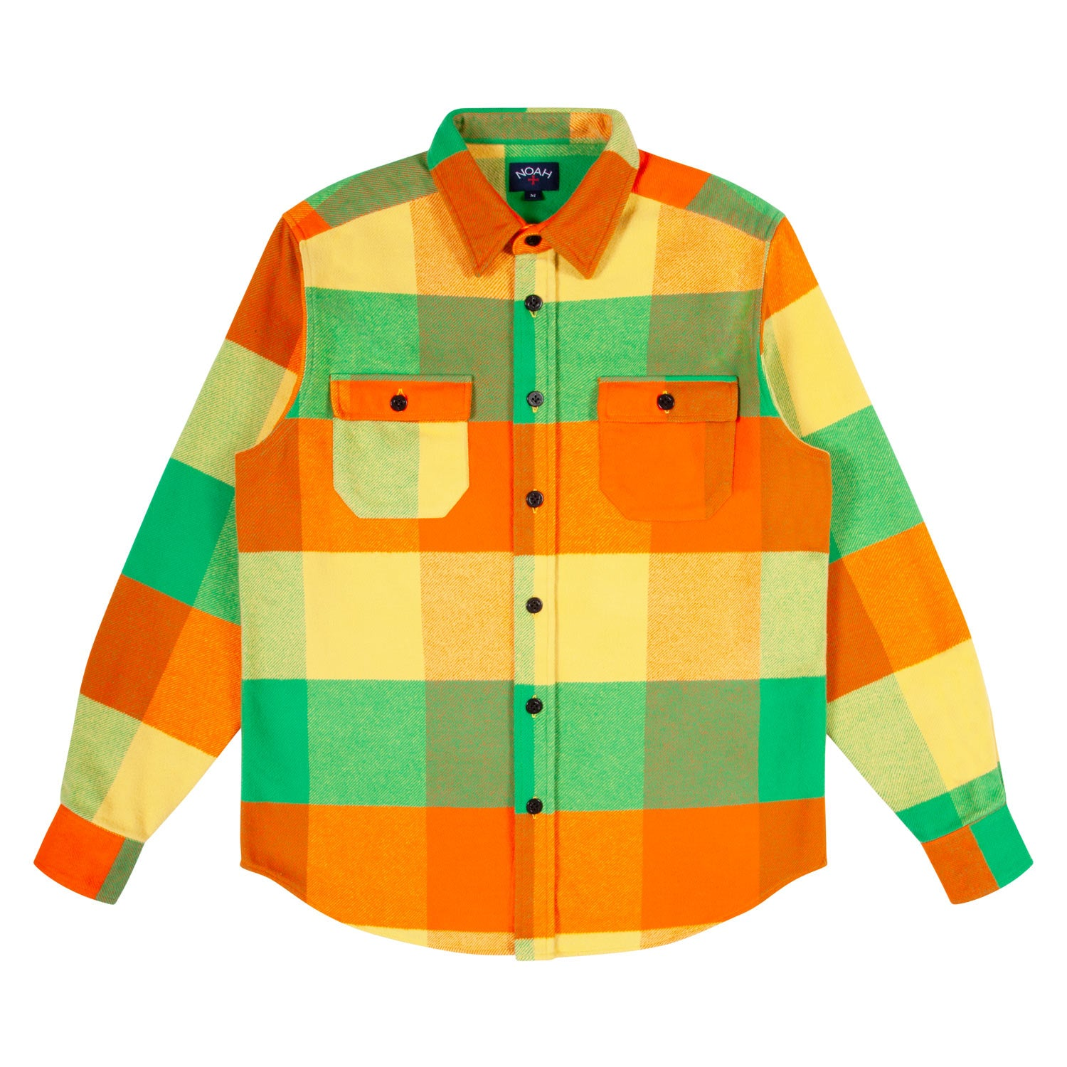 Big Check Flannel CPO Shirt