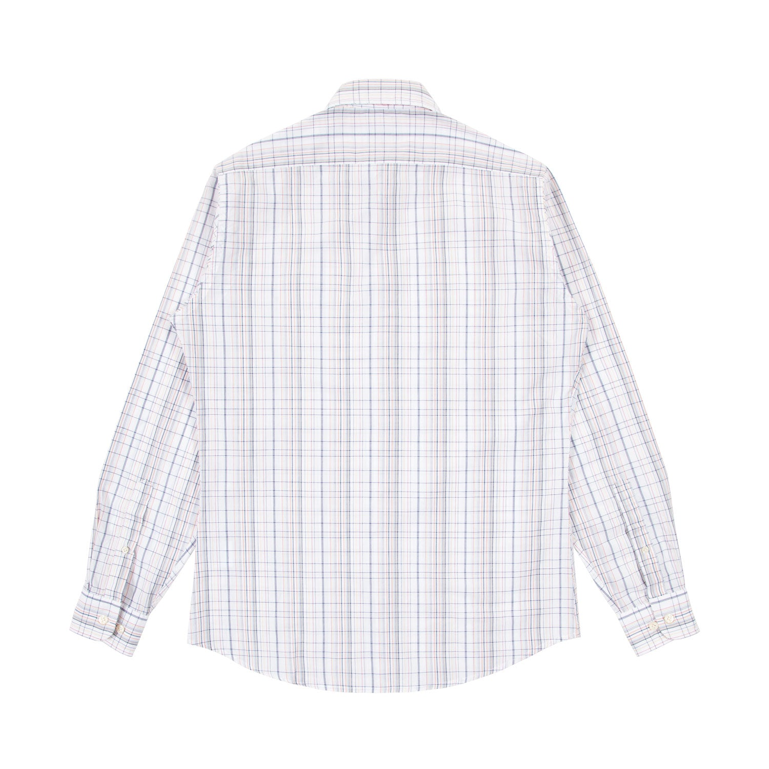 Multi-Check Dress Shirt