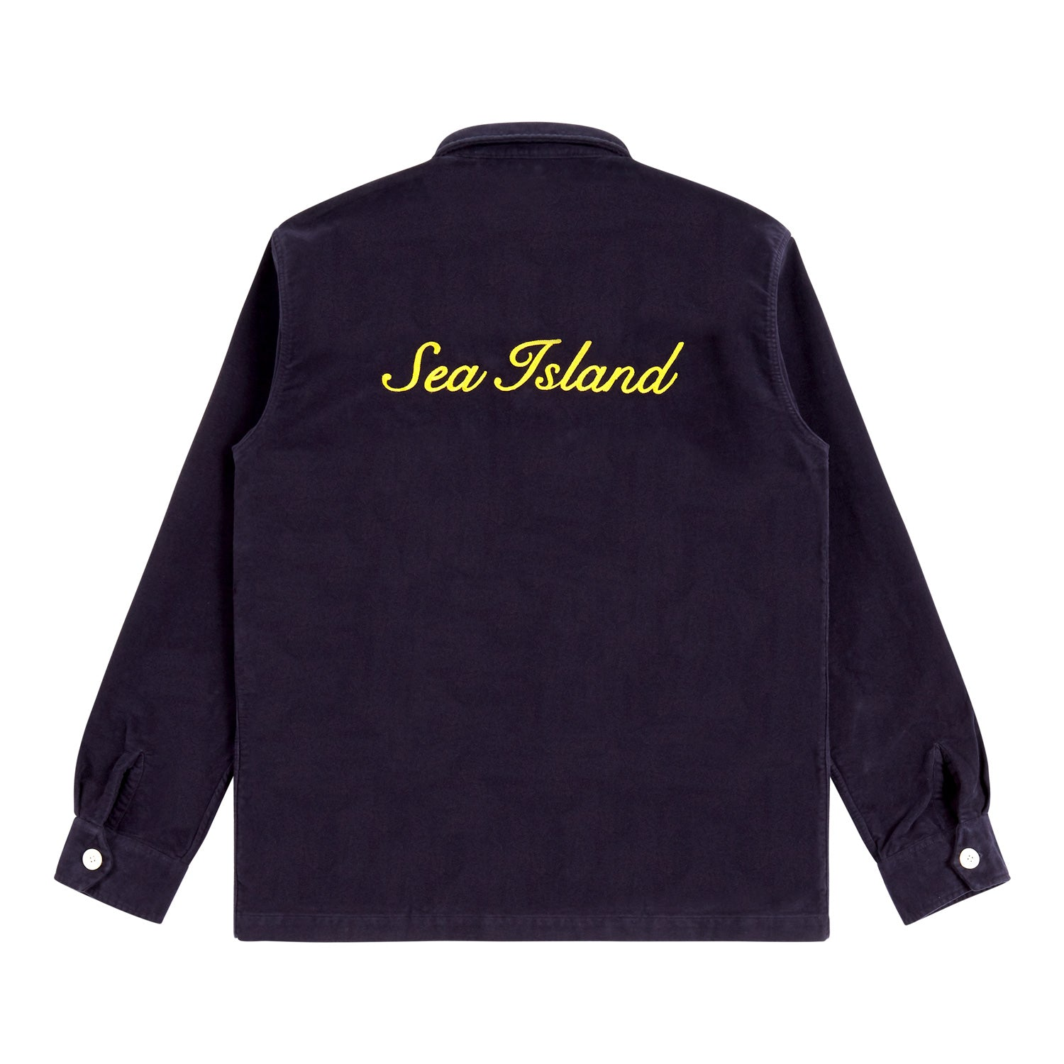 Sea Island Moleskin Studio Shirt