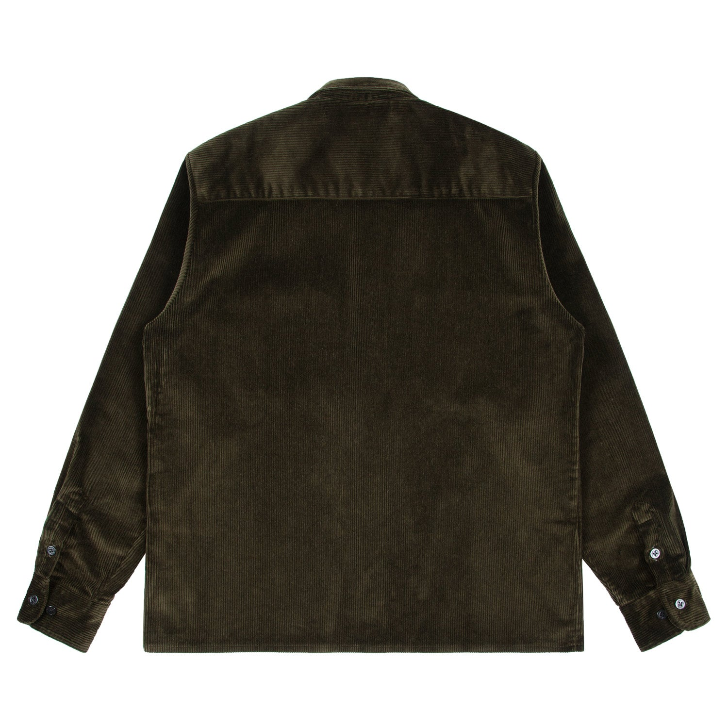 Heavy Duty Corduroy Shirt Jacket