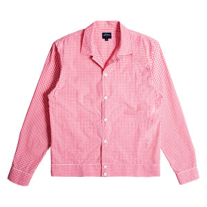 Gingham Work Shirt