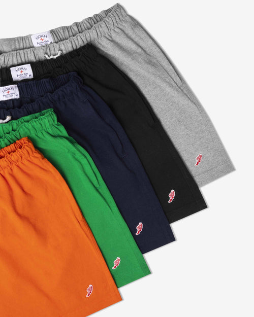 Noah - Winged Foot Rugby Short - Image - 14