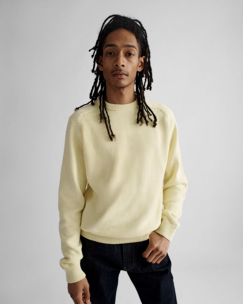 Noah - Cotton Crewneck Sweater - Image - 20