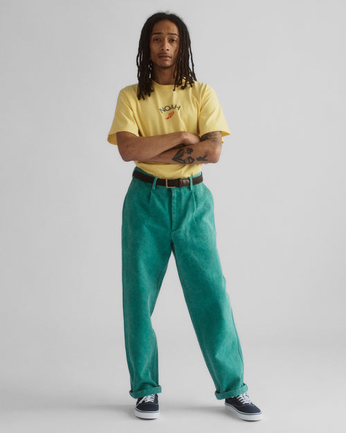 Noah - Recycled Canvas Work Pant - Image - 15