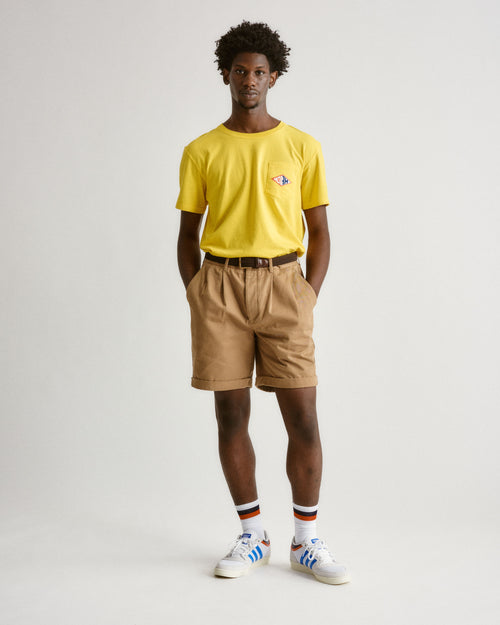 Noah - Shaper Pocket Tee - Image - 13