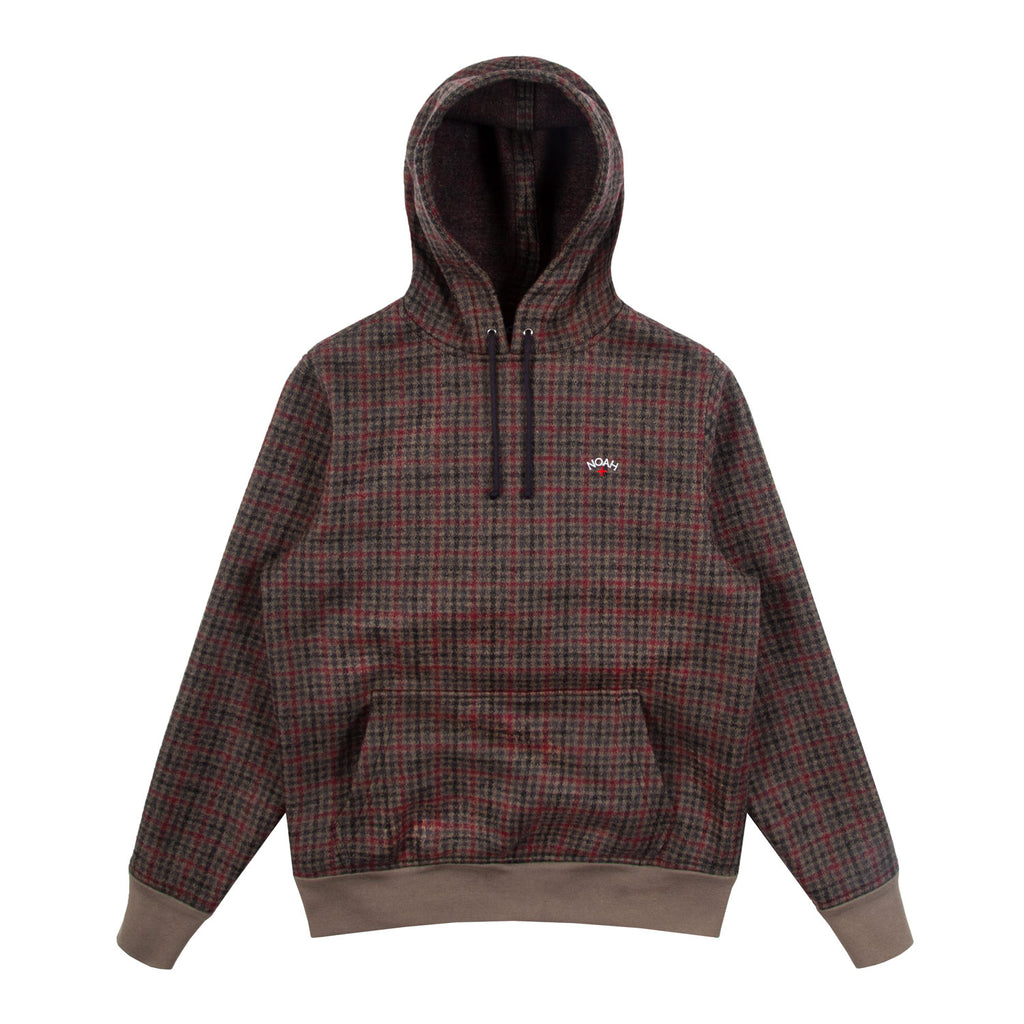Country Check Hoodie