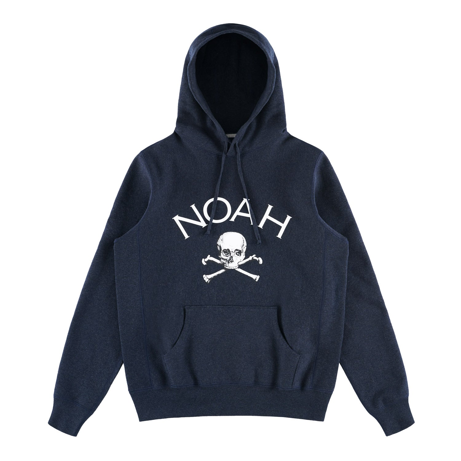 color: navy heather
