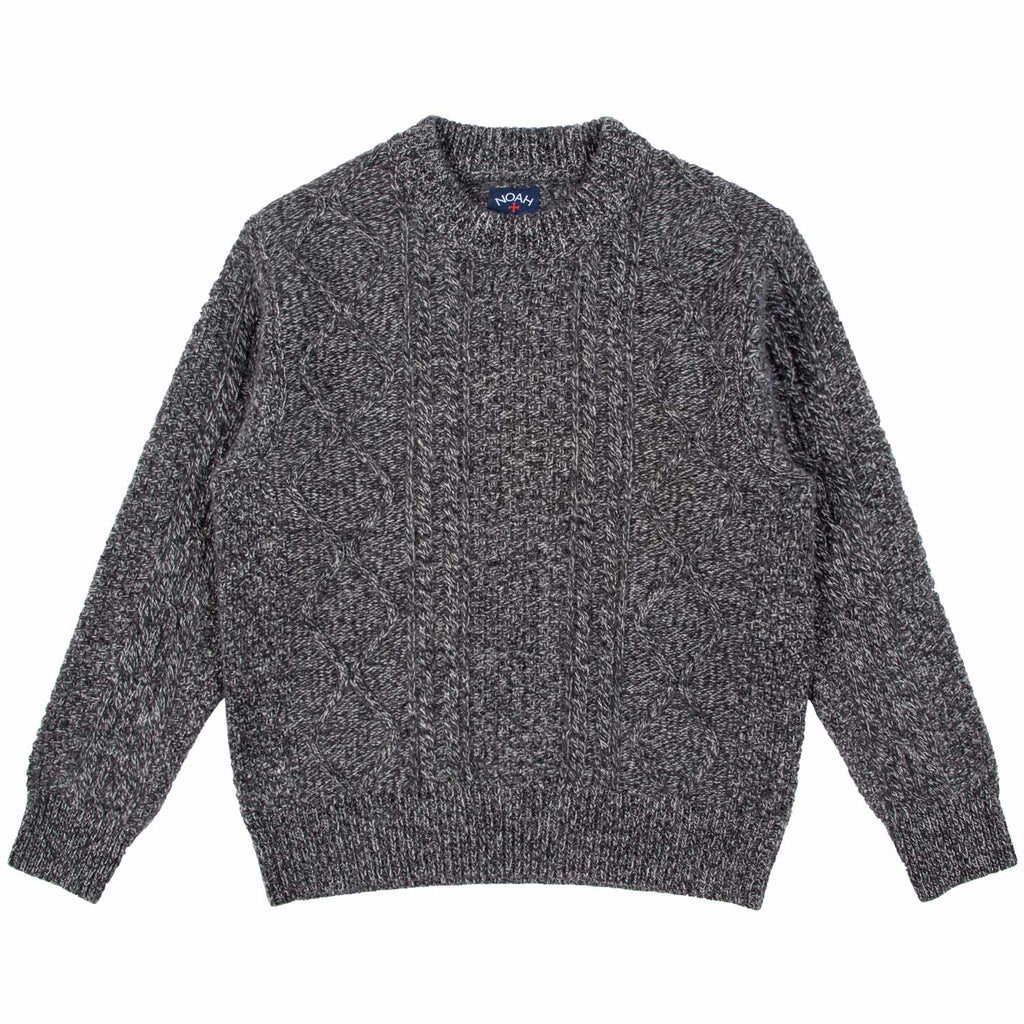 Recycled Cashmere Donegal Sweater