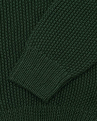 Noah - Collar Seed Stich Sweater - 6