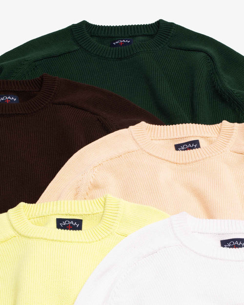 Noah - Cotton Crewneck Sweater - Image - 16